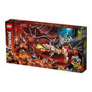 LEGO NINJAGO Zmaj lobanjskega čarodeja (71721)