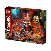 LEGO NINJAGO Ječe lobanjskega čarodeja (71722)