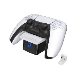 VENOM VS5000 PS5 polnilec kontrolerja (beli) PS5