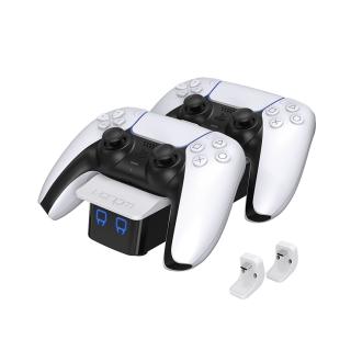 VENOM VS5001 PS5 polnilec kontrolerja (beli) PS5