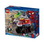 LEGO Super Heroes Spider-Manov pošastni tovornjak proti Mysteriu (76174)
