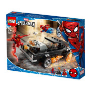 LEGO Super Heroes Spider-Man in Ghost Rider proti Carnageu (76173)