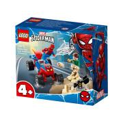 LEGO Super Heroes Spopad med Spider-Manom in Sandmanom (76172)