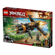 LEGO Ninjago Podiralec balvanov (71736)
