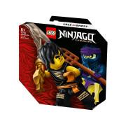 LEGO Ninjago Epski bojni komplet - Cole proti Duhu-bojevniku (71733)