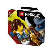 LEGO Ninjago Epski bojni komplet - Jay proti Serpentinu (71732)