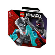 LEGO Ninjago Epski bojni komplet - Zane proti Nindroidu (71731)