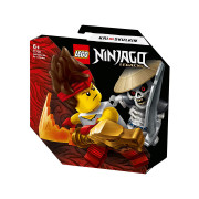 LEGO Ninjago Epski bojni komplet - Kai proti Skulkinu (71730)