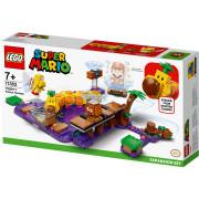 LEGO Super Mario Razširitveni komplet Goseničarjevo strupeno močvirje (71383)