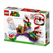 LEGO Super Mario Razširitveni komplet Miselni izziv cvetlične piraje (71382)