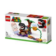 LEGO Super Mario Razširitveni komplet Džungelsko srečanje z Verižnikom Čeljustnikom (71381)