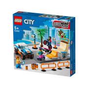 LEGO My City  Rolkarski park (60290)