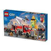 LEGO City Fire Gasilsko poveljniško središče (60282)