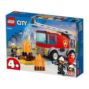 LEGO City Fire Gasilski tovornjak z lestvijo (60280)