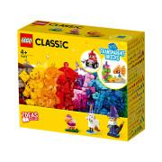 LEGO Creative Priesvitné kreatívne kocky (11013)
