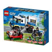 LEGO City Police Policijsko vozilo za prevoz zapornikov (60276)