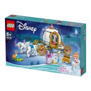 LEGO Disney Princess Pepelka in njena kraljevska kočija (43192)
