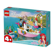 LEGO Disney Princess Arielin slavnostni čoln (43191)