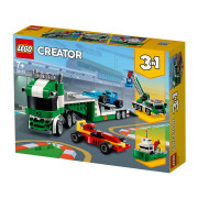 LEGO Creator Kamión na prepravu pretekárskych áut (31113)