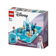 LEGO Disney Princess Knjiga dogodivščin Elze in Nokka (43189)