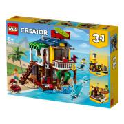 LEGO Creator Surferský plážový domček (31118)