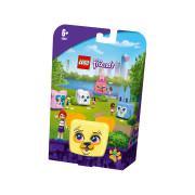 LEGO Friends Mia a jej mopslíkový boxík (41664)