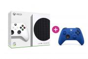 Xbox Series S 512GB + Xbox brezžični kontroler (modre barve)
