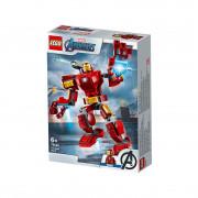 LEGO Marvel Avengers Classic Robotski oklep Iron Man (76140)