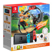 Ring Fit Adventure Set + Nintendo Switch konzol