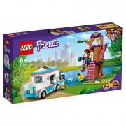 LEGO Friends Rešilni avto veterinarske klinike (41445)