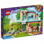 LEGO Friends Veterinarska klinika v Heartlake Cityju (41446)