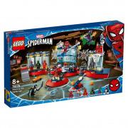 LEGO Super Heroes Napad na Pajkovo gnezdo (76175)