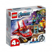 LEGO Super Heroes  Iron Man proti Thanosu (76170)