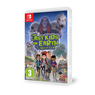 The Last Kids on Earth and the Staff of DOOM Nintendo Switch