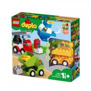 LEGO DUPLO Moja prva vozila (10886)