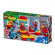 LEGO DUPLO Superjunaški laboratorij (10921)