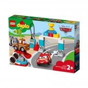 LEGO DUPLO Dan za dirko Strele McQueena (10924)