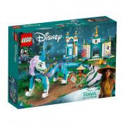 LEGO Disney Raja in zmajevka Sisu (43184)