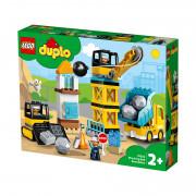 LEGO DUPLO Rušenje z rušilno kroglo (10932)