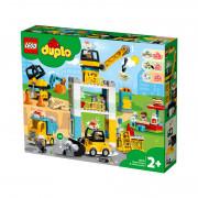LEGO DUPLO Žerjav in gradnja (10933)