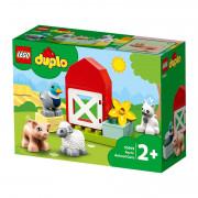 LEGO DUPLO Nega živali na kmetiji (10949)