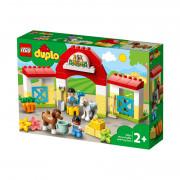 LEGO DUPLO Konjski hlev in nega ponijev (10951)