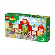 LEGO DUPLO Hlev, traktor in nega živali na kmetiji (10952)