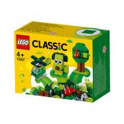 LEGO Classic Ustvarjalne zelene kocke (11007)
