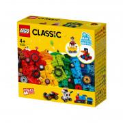 LEGO Classic Kocke in kolesa (11014)