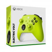 Xbox brezžični kontroler (Electric Volt)