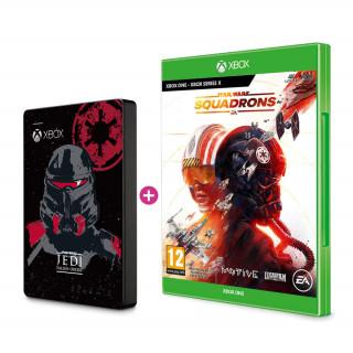 SEAGATE Xbox 2TB HDD Jedi skin + Igra Star Wars Squadrons  Xbox Series