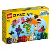 LEGO Classic Okoli sveta (11015)