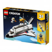 LEGO Creator Dogodivščina z vesoljskim plovilom (31117)