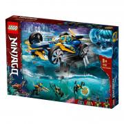 LEGO Ninjago Ninja Ninjevski podvodni dirkalnik (71752)